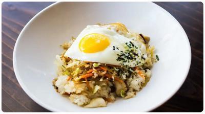 Jhap Chae Fried Rice