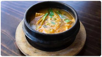Korean Miso Stew