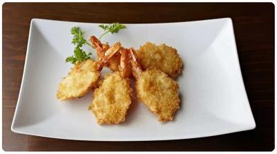 Shrimp Tempura (5Pcs)