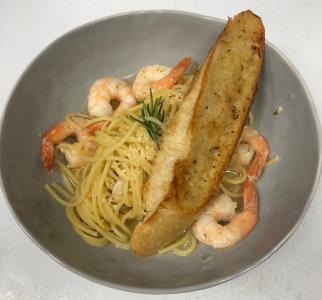 Shrimp Alio Olio