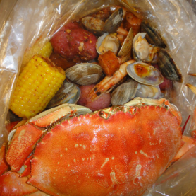 Combo #2 Dungeness Crab