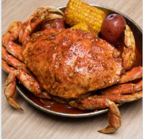 Dungeness Crab (1.75 Lb)