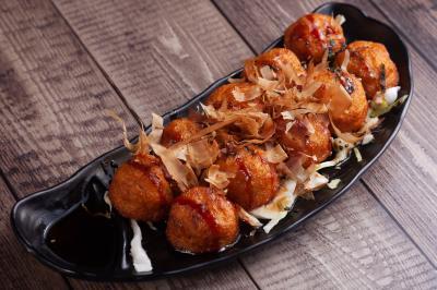 Takoyaki (10Pc)