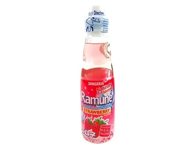 Strawberry Ramune