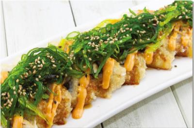 Green House Roll