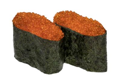 Flying Fish Roe Sushi