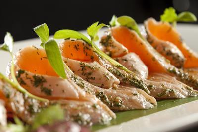 Citrus Seared Salmon