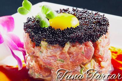 Tuna Tartar (D)