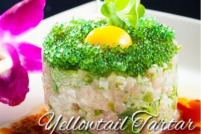 Yellowtail Tartar (D)