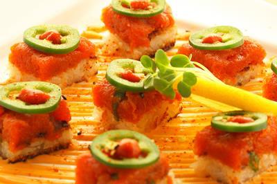 Crispy Rice Sp Tuna