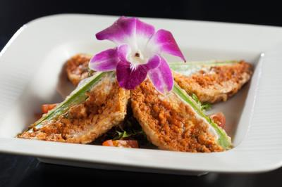 Spicy Tuna Poppers