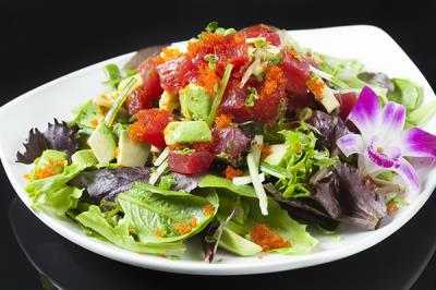 Spicy Tuna Salad
