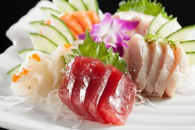 Sashimi 20Pc Dinner
