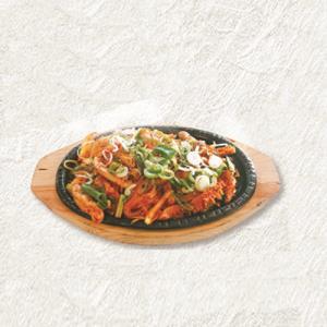 Spicy Fried Intestine