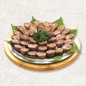 Tojong Sausage