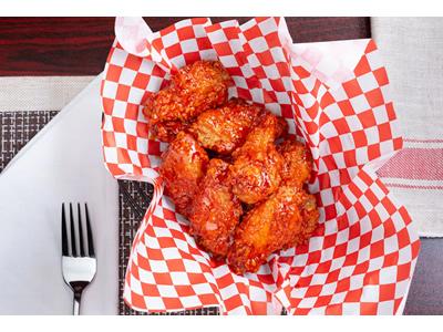 Chicken Wings (10Pcs)