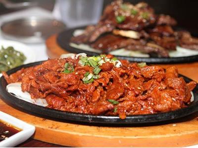 Bbq Spicy Pork