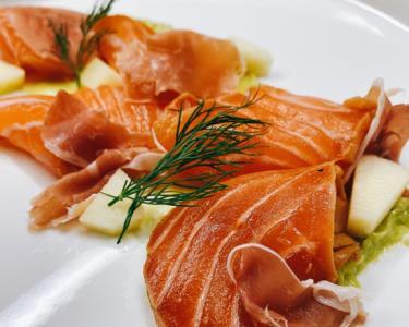 Salmon Prosciutto