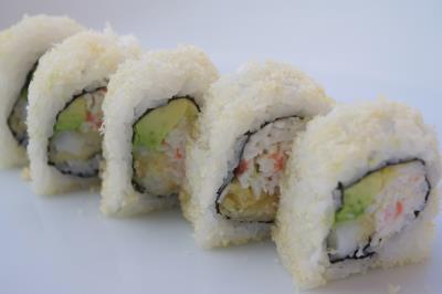 Crunch Calamari Roll