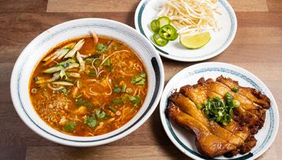 Five Spice Chicken Satay