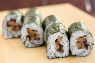 Shitake Roll