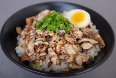 Chashu Don Rice Bowl