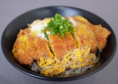 Katsu Don Rice Bowl