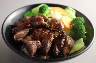 Teriyaki Beef Bowl