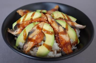 Una Don Rice Bowl