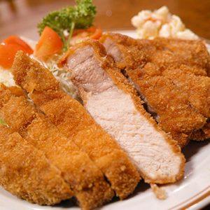 Pork Katsu Plate