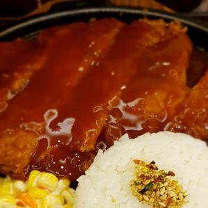 Fish Katsu Plate