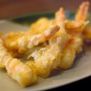(Ent)Shrimp Tempura
