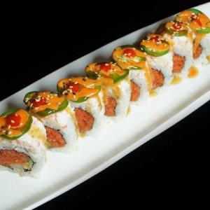 Spicy Juno Roll