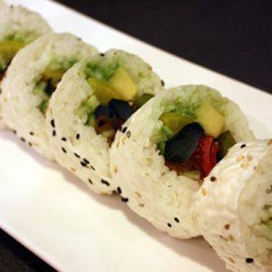 Veggie Lover Roll