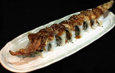 Ultimate Spider Roll